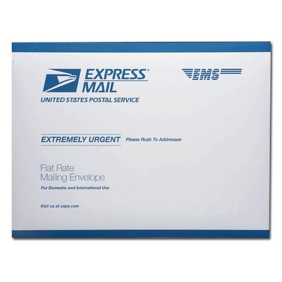 usps express mail service 1 2 business days upgrade for. Black Bedroom Furniture Sets. Home Design Ideas