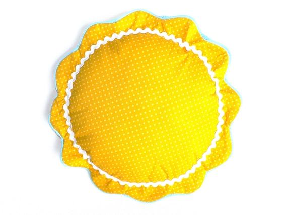 Sun Pillow Bright