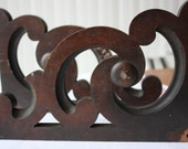 Gorgeous Carved Wood Brackets
