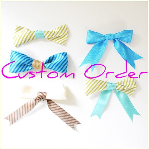 Custom order For Heather and Laura
