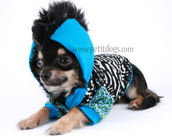 Dog Mohawk Sweater Add Dog Clothes xs Mohawk