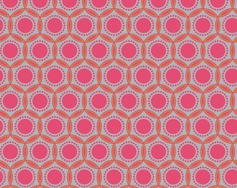 SALE  Heirloom -  Joel Dewberry  Laminated Fabric - Blush OCJD03