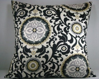 Waverly Modern Essentials Celstial Sun Designer Accent Toss Pillow 20x20 Pillow Cover