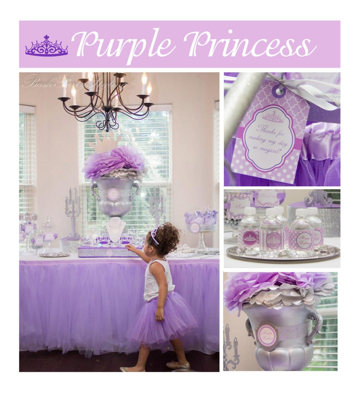 Purple Princess Sofia the first...