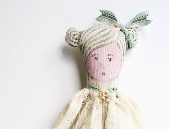 RESERVED LISTING for Julie (The Pauper Princess Doll)