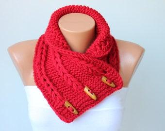 Neckwarmer Crochet scarf   ,scarf, woman scarf gift  ,knitting  scarf ,crochet scarf