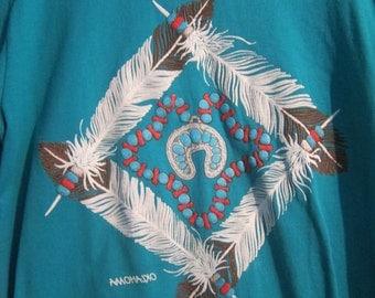 Vtg Native Feather,,,