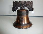 Vintage  Bell Liberty Copper