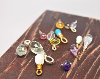 Add A Gemstone/ Customize Your Necklace/ Customize Your Gifts