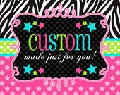 Custom Order:  Reserved for VaMpY