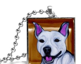 Pit Bull (Teddles) Necklace - Original Design