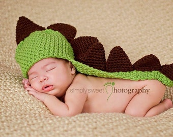 Dragon Baby  hat photo prop