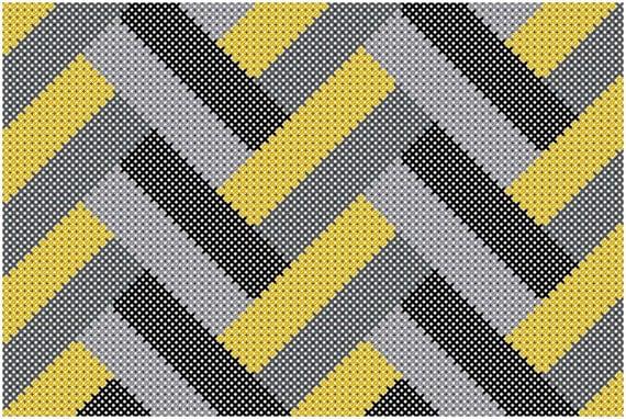 Herringbone Cross Stitch Pattern/Cross Stitch Pattern Herringbone/Modern Cross Stitch Pattern/Cross Stitch Pattern Design/Cross Stitch PDF