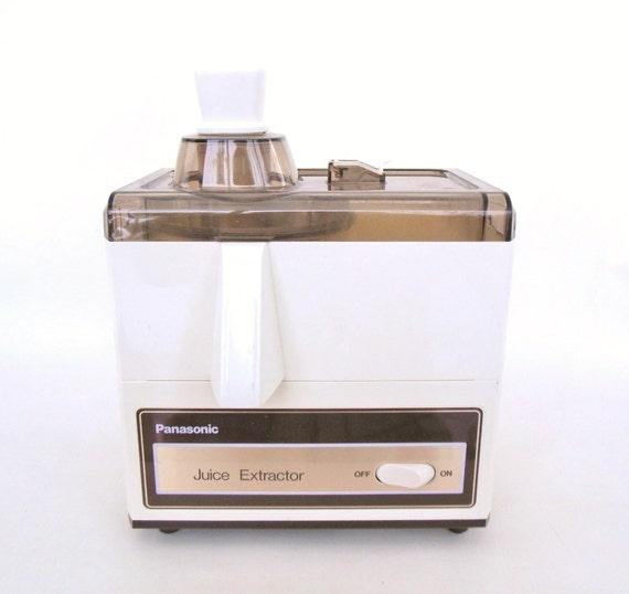 Panasonic Juicer MJ-65 Electric Small Appliance by LaurasLastDitch