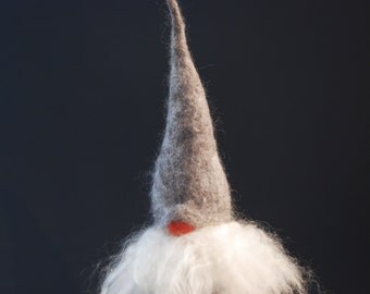 Jultomte, Swedish Santa, Gnome, Troll, Tomte, Christmas, Scandinavian, Santa, Tomtebod