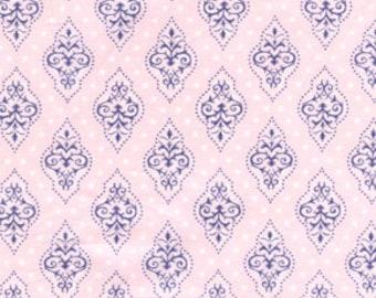 17006 -  Free Spirit Annette Tatum Soliel Gem in Pink   color- 1 yard