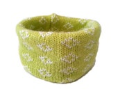 X Small Lime Green Diamon...