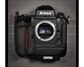 Nikon F5 RESERVED for Carmen Mendez part one of a four payment plan