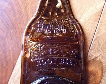 IBC ROOT BEER Fused Bottle