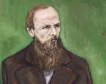 Fyodor Dostoevsky: print