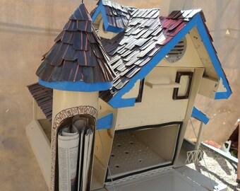 Victorian Dollhouse Mailbox