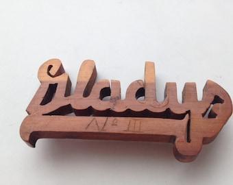 Gladys I Love You