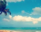 Beach Ocean Photograph - Large Beach Home Decor Wall Art - Beach House Photography