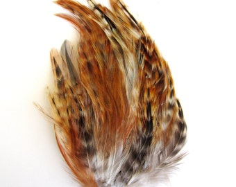 FEATHER PAD natural craft supplies