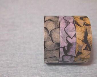 NEW  masking tape 3rolls set (zwillinge kratzer 10mm) new item sale