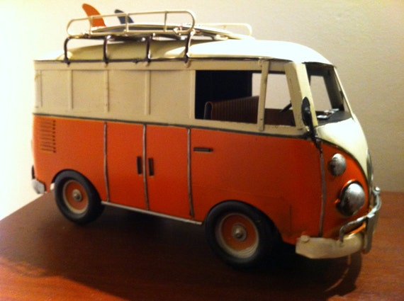 volkswagen bus car toy - photo #29