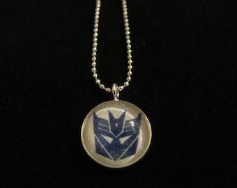 Transformers Decepticon Pendant