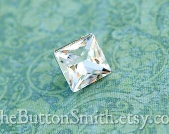Rhinestone Buttons -Caroline- (16mm) RS-019 - 20 piece set