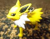 Jolteon Pokemon Necklace