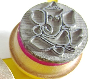 Ganesh Small Stamp Y014