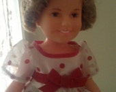 SHIRLEY TEMPLE Stand Up and Cheer DOLL Ideal 1972-73