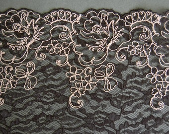 Floral Corded Lace