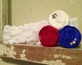 Custom/ Handmade Sport Theme Garter by A Lace Affair