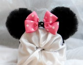 Minnie Mouse Ears Headband