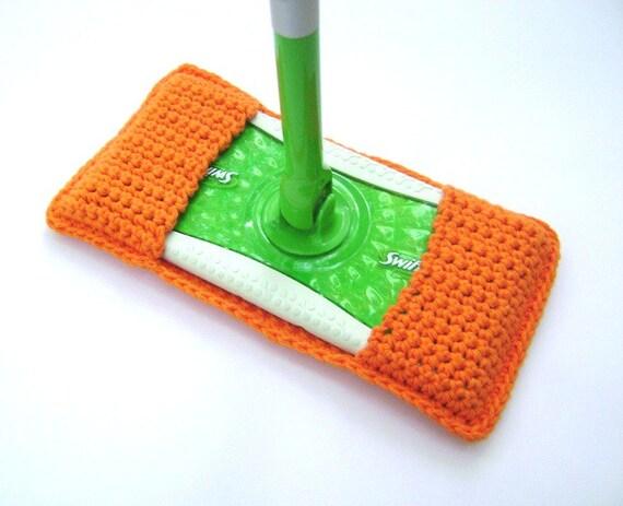 Crochet Mop Cover  Reusable