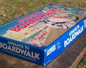 Monopoly 'Advance to Boardwalk' in Like New Condition