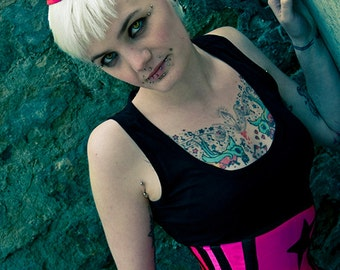 Hat 'Neon Pink''