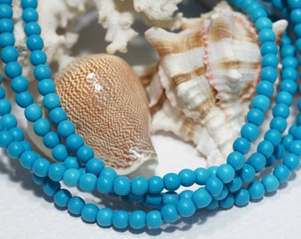Magnesite Beads 6mm Gemstone Beads Bead Strands Bead Supplies