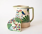 Ceramic Coffee Pot Pitcher Serving Made in Japan