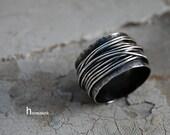 Ring Rekonkista, silver