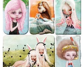 Brand New Release Jessica Grundy Stickers from Violette Stickers