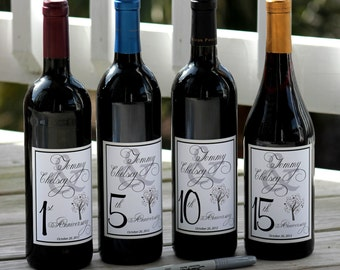 Wine Labels Wedding Guest Book, wine labels, WINE LABELS WEDDING, spring wedding Wine label guest book, Guestbook Wine Labels