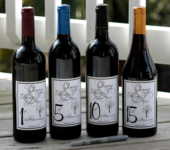wine labels wedding guest book wine labels wine labels