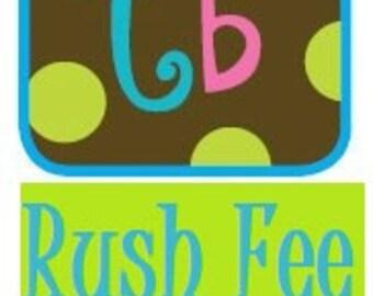 Tootlebugs Rush Fee
