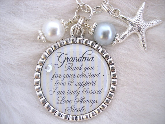 grandmother of the bride grandmother of the groom gift