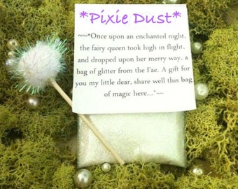 Magic Pixie Dust packets / Fairy Dust